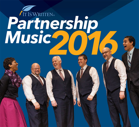 Partnership 2016 Music CD-0