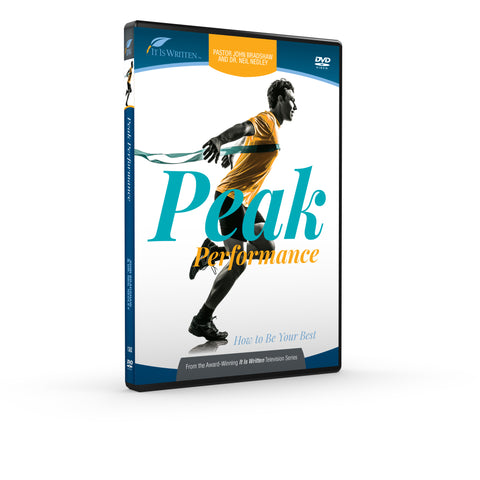 Peak Performance DVD-0