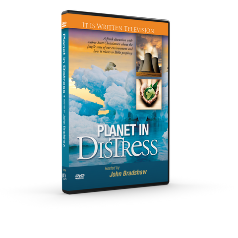 Planet in Distress/The Collapse of Creation 2-in-1 DVD-0