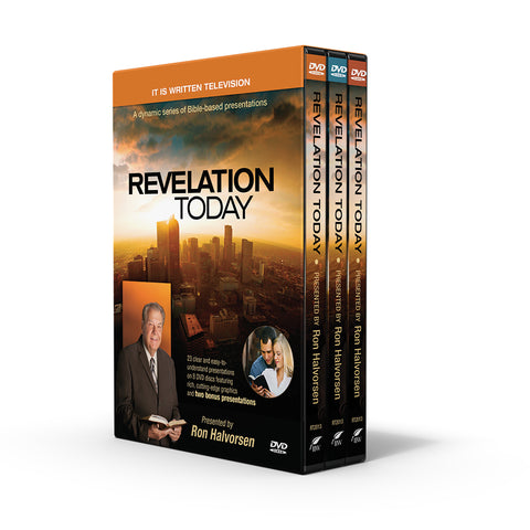 Revelation Today with Ron Halvorsen DVD-0
