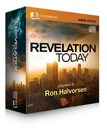 Revelation Today - Ron Halvorsen, Sr. Audio CD Set-0