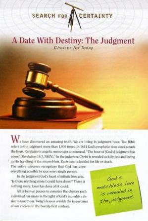 Search For Certainty #10 - A Date With Destiny-0