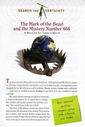 Search For Certainty #26 - The Mark of the Beast and the Mystery Number 666-0