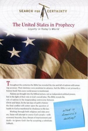 Search For Certainty #27 - United States in Prophecy-0