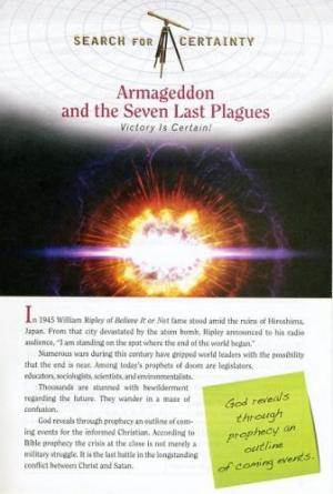Search For Certainty #28 - Armageddon and the Seven Last Plagues-0