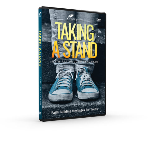 Taking a Stand DVD-0