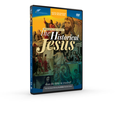 Beneath the Sands: The Historical Jesus DVD-0