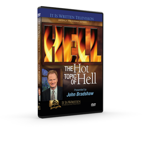 The Hot Topic of Hell DVD-0