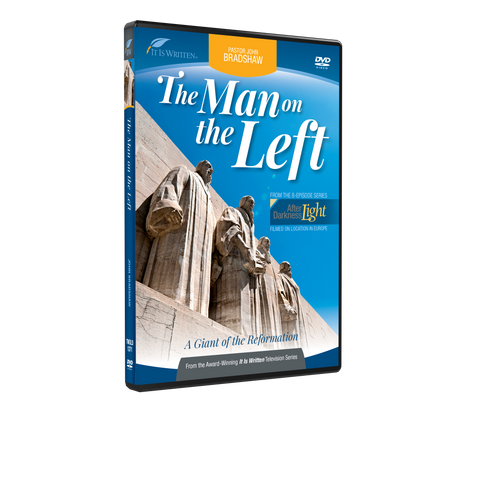 The Man on the Left DVD-0