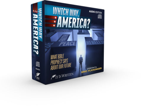 Which Way America? CD Set-0