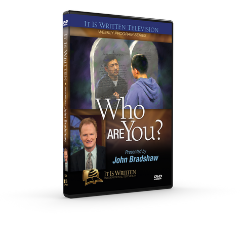 Who Are You DVD-0