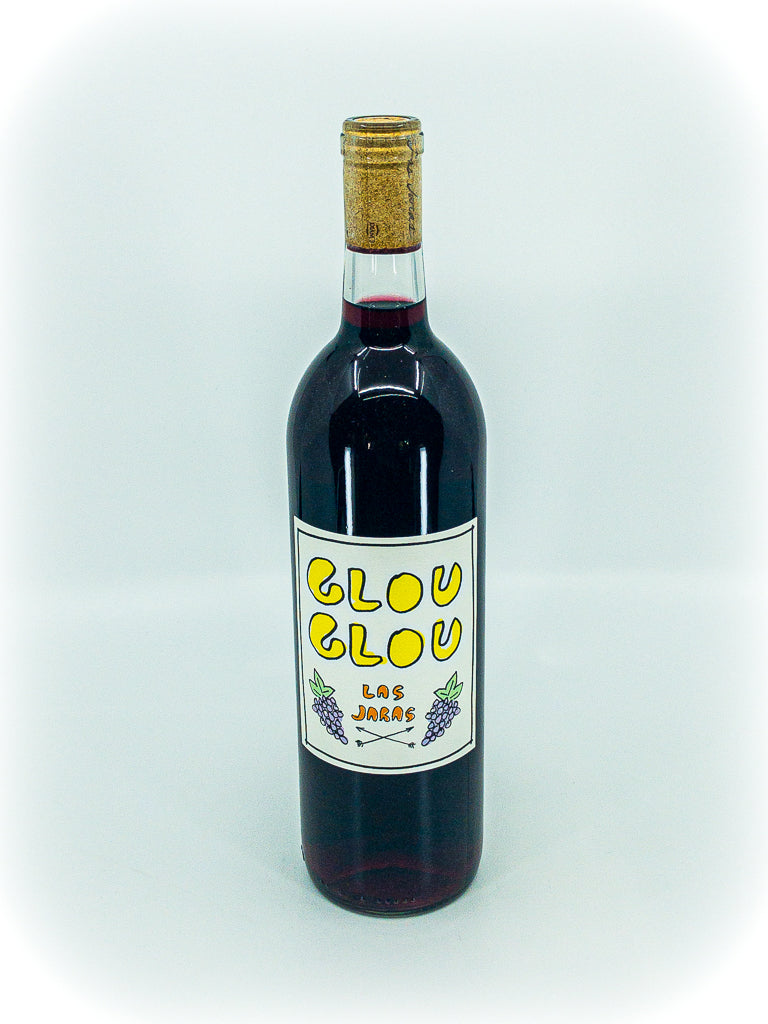 Las Jaras - 'Glou Glou' - Zinfandel, Carignan, Blend - Northern California, USA - 2019