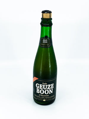 Boon - 'Oude Geuze à l'Ancienne' Traditional Lambic Ale - Lembeek, BE - 12oz