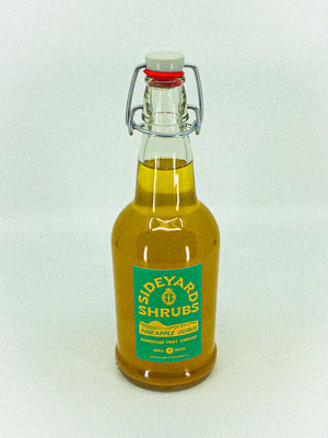 Sideyard Shrubs - Pineapple Guava Drinking Vinegar Shrub - 500ml