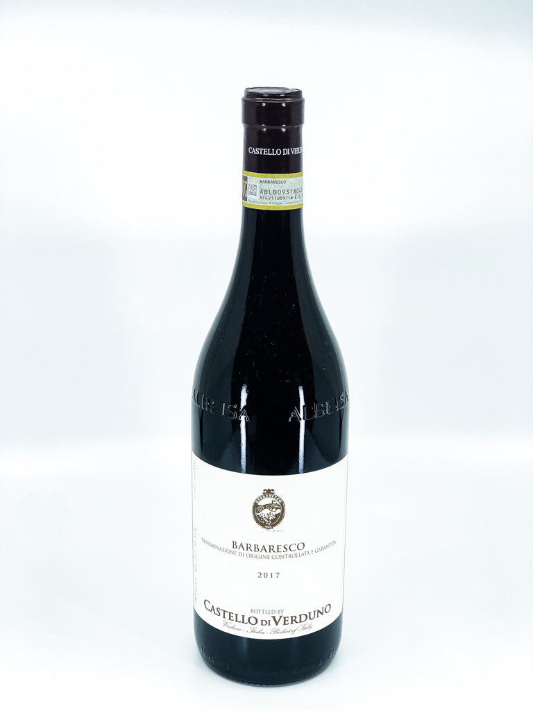Castello di Verduno - Nebbiolo - Barbaresco, Piemonte, IT - 2017
