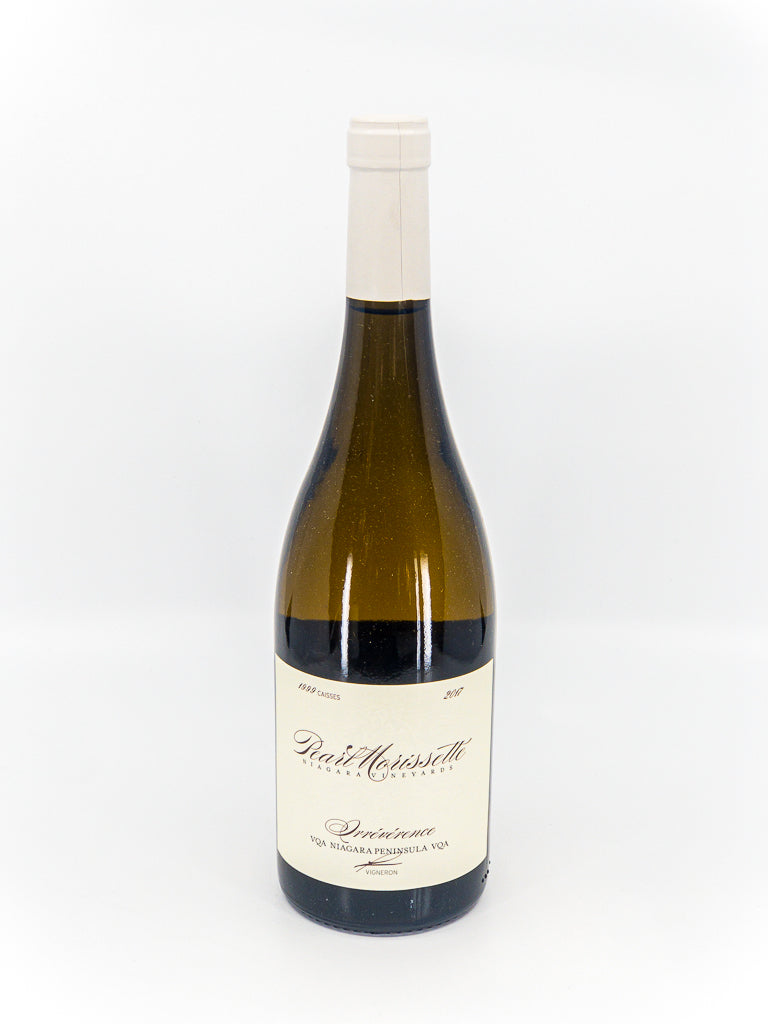 Pearl Morissette - 'Irreverence' - Riesling, Gewurztraminer, Chardonnay - Niagara Escarpment, CA - 2017
