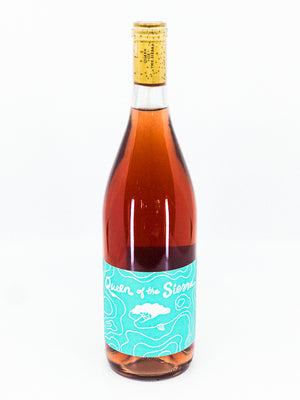 Queen of the Sierra - 'Rorick Estate Vineyard' - Rosé of Grenache, Tempranillo, Zinfandel - Calaveras County, Sierra Foothills, CA - 2019