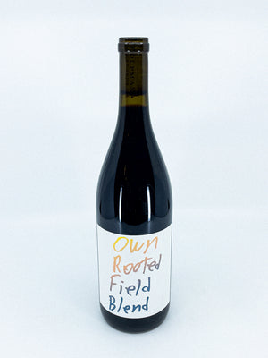 Stolpman So Fresh - 'Own Rooted Field Blend' - Mourvedre, Syrah, Grenache - Ballard Canyon, Santa Barbara County, CA - 2019