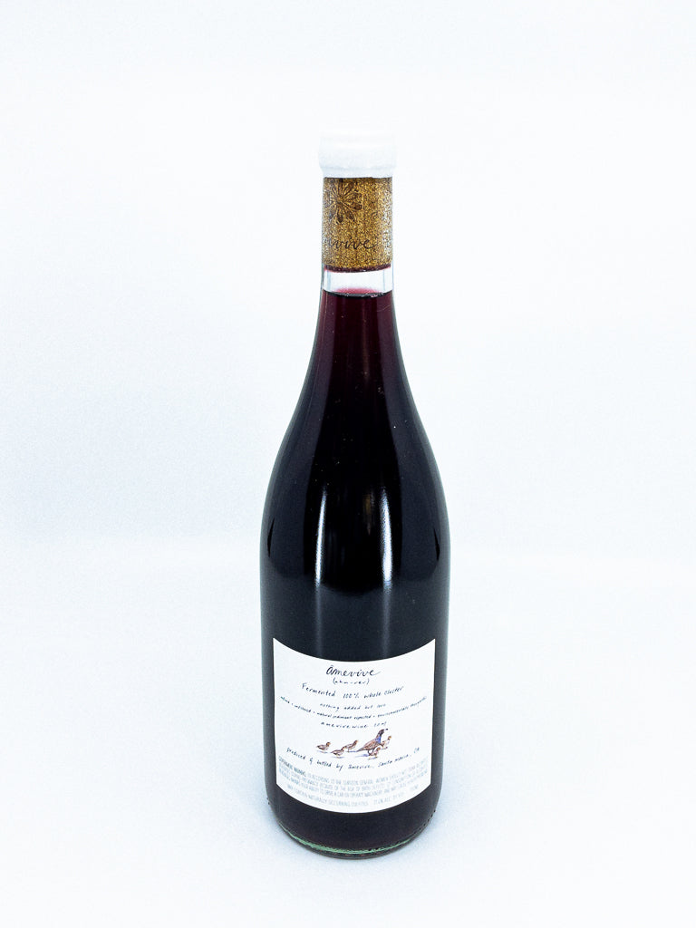 Âmevive - 'nothingbutlove' - Gamay - Shokrian Vineyard, Santa Barbara County, CA - 2020