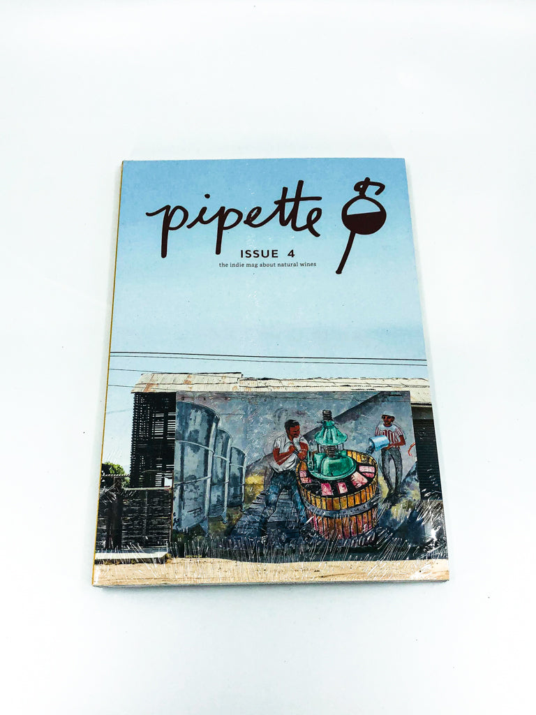 Pipette Magazine - Issue 4