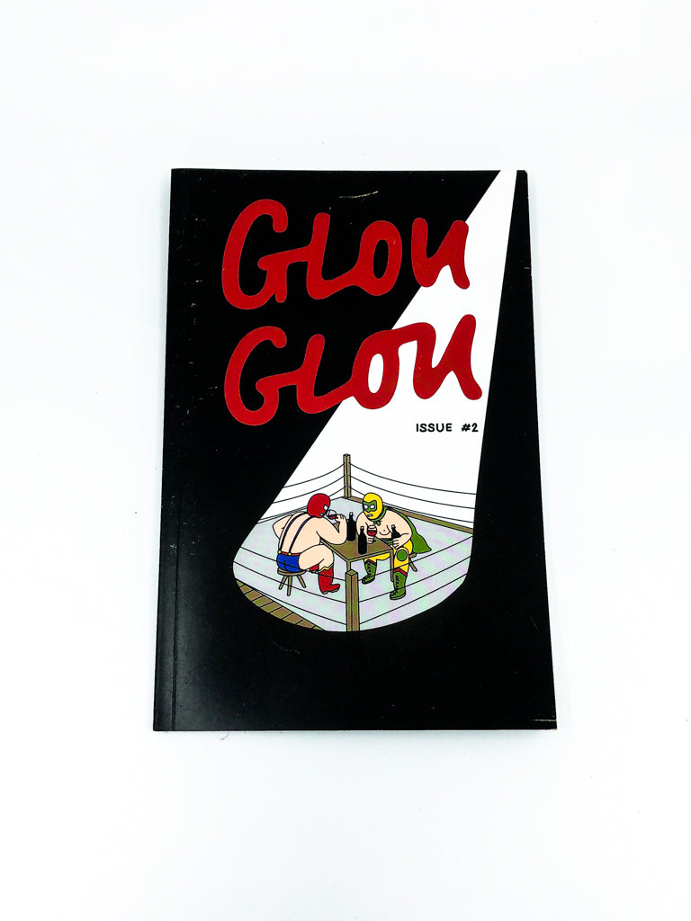 Glou Glou Magazine - Mexico City - Volume 2