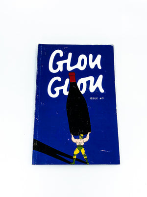 Glou Glou Magazine - Mexico City - Volume 3