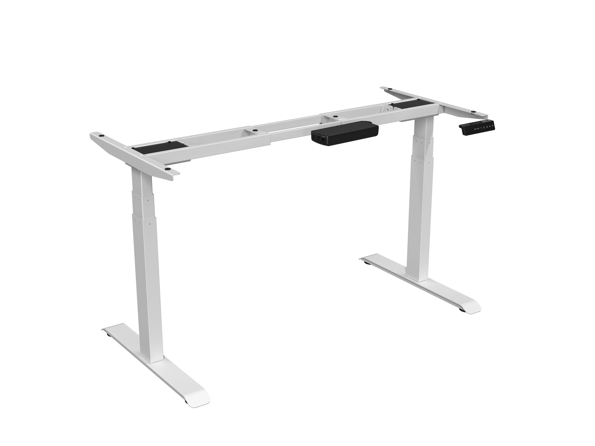 Dual Motor | Height-Adjustable Desk Frame (3 Stage)