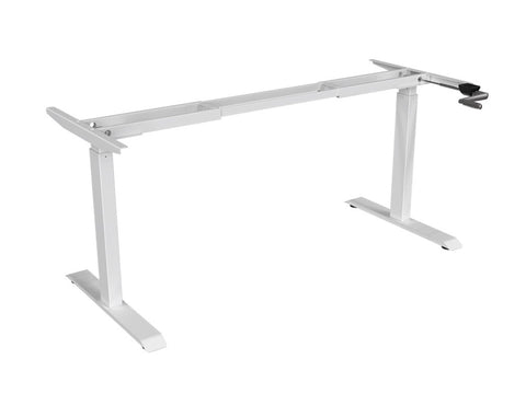 Manual | Height-Adjustable Desk Frame (2 Stage)