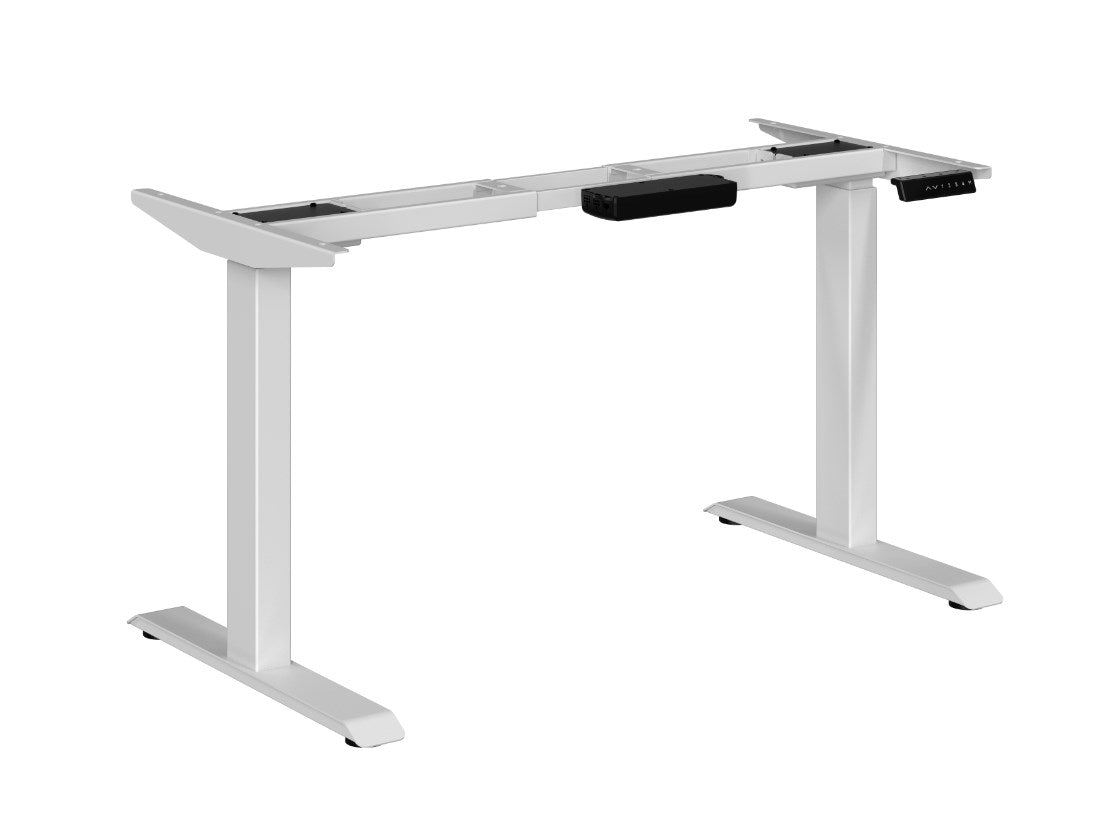 Dual Motor | Height-Adjustable Desk Frame (2 Stage)