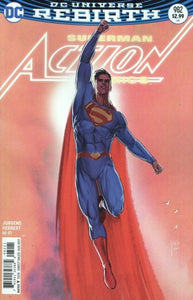 ACTION COMICS #982 VAR COVER