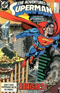 ADVENTURES OF SUPERMAN #450