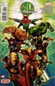 AGE OF ULTRON #7