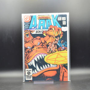 ARAK: SON OF THUNDER #23