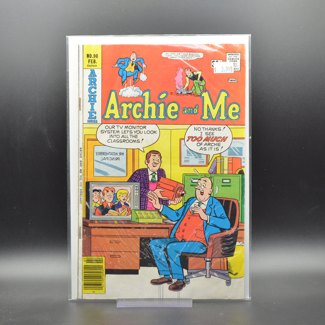 ARCHIE AND ME #90