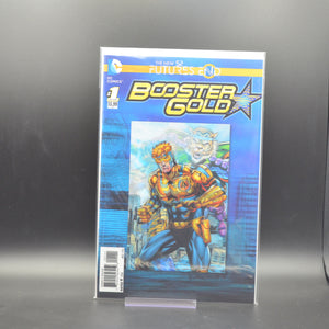 BOOSTER GOLD: FUTURES END #1