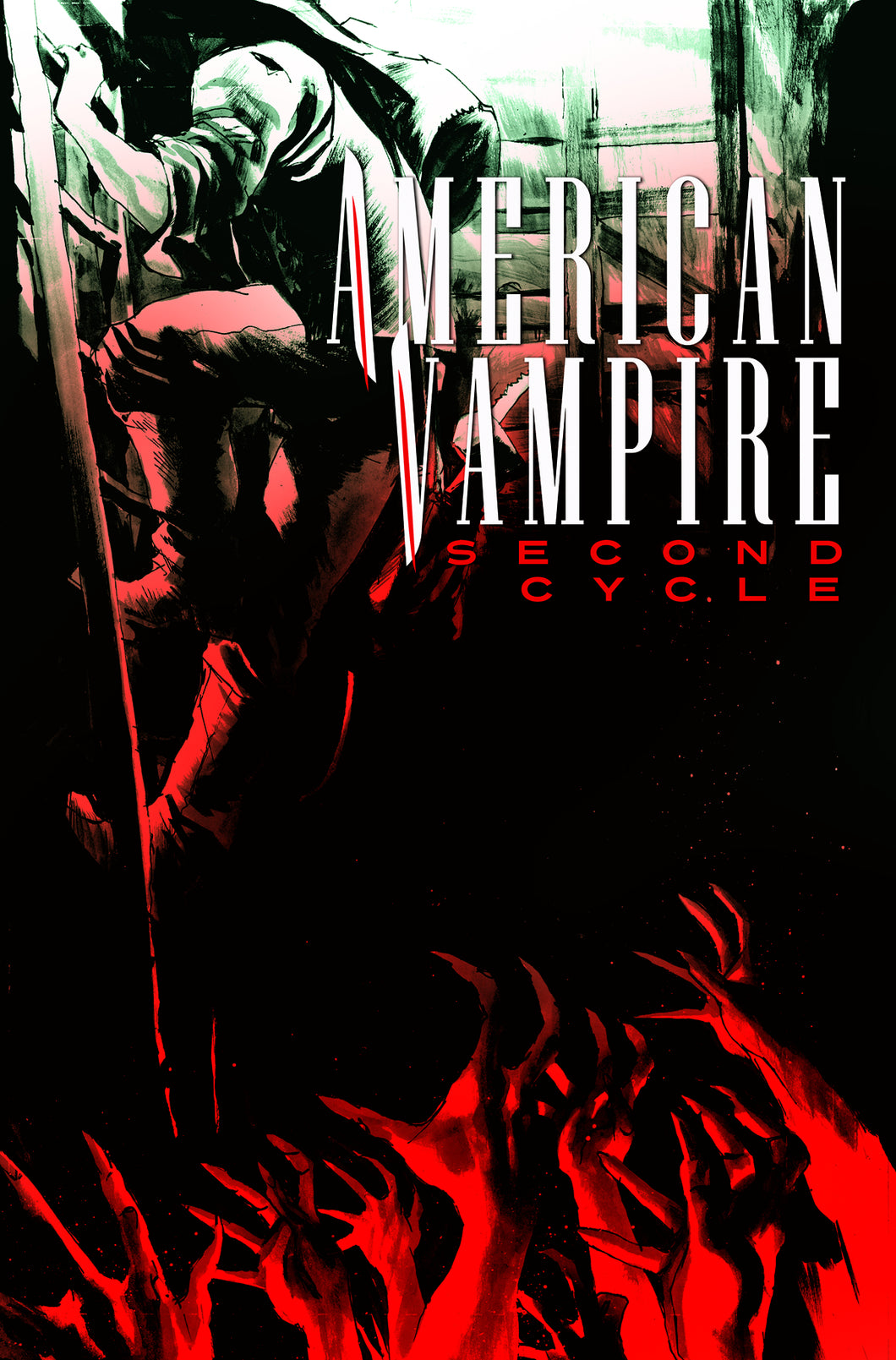 AMERICAN VAMPIRE SECOND CYCLE #5 (MR) - 2 Geeks Comics