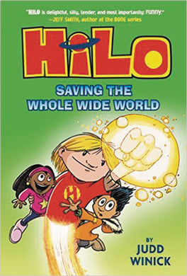 HILO GN VOL 02 SAVING THE WHOLE WIDE WORLD (C: 0-1-0) - 2 Geeks Comics