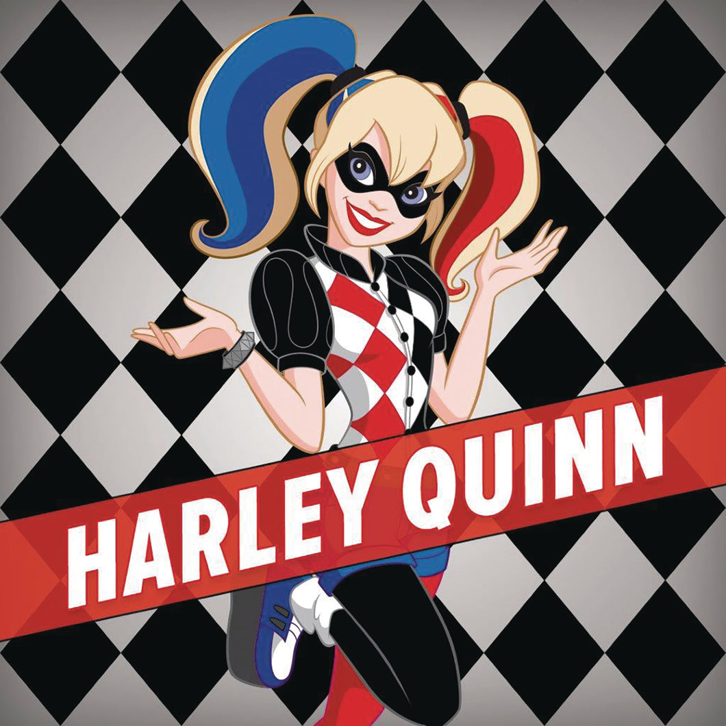 DC SUPER HERO GIRLS YR HC HARLEY QUINN AT SUPER HERO HIGH (C - 2 Geeks Comics