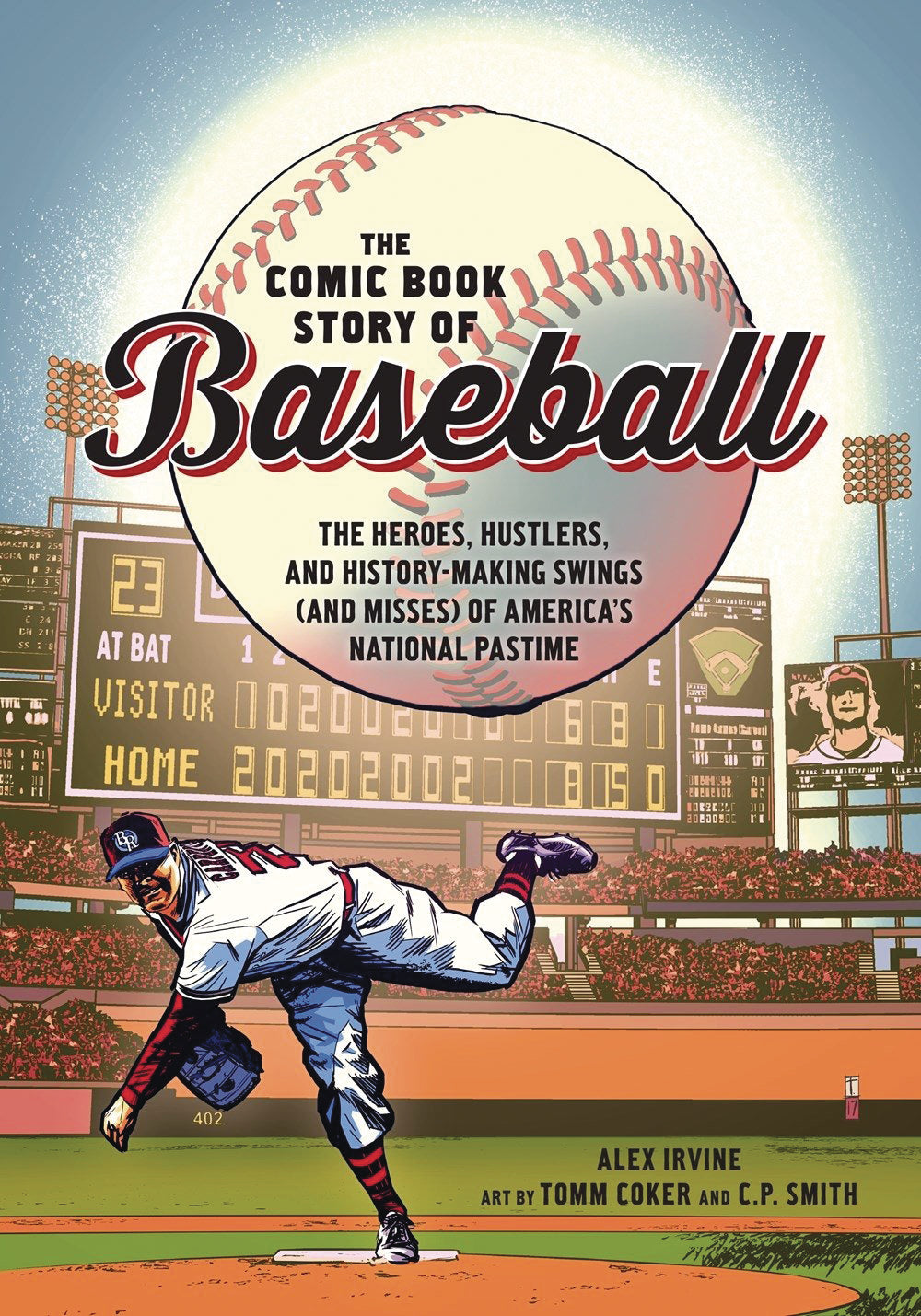 COMIC BOOK STORY OF BASEBALL GN (C: 0-1-0) - 2 Geeks Comics