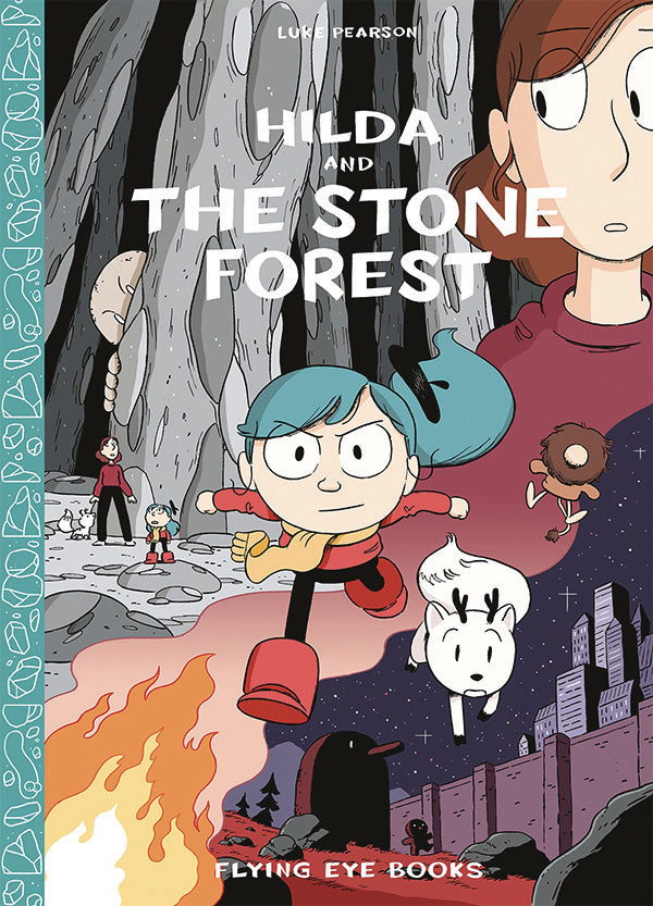 HILDA & STONE FOREST SC GN (C: 0-1-0) - 2 Geeks Comics