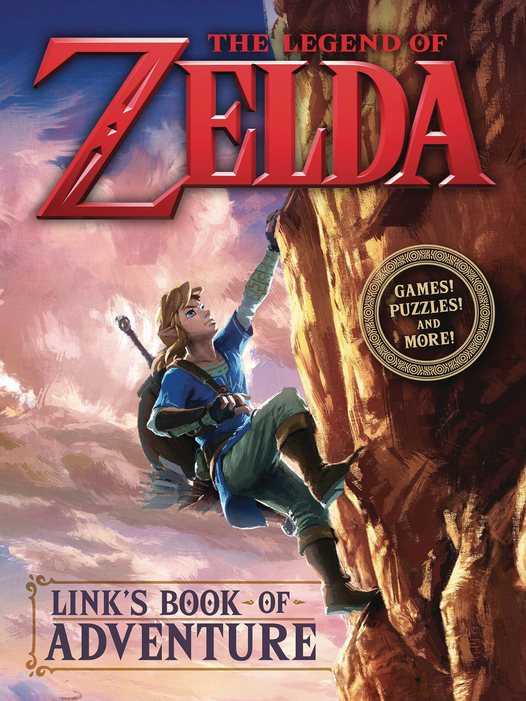 LEGEND OF ZELDA LINKS BOOK OF ADV (C: 1-1-0) - 2 Geeks Comics