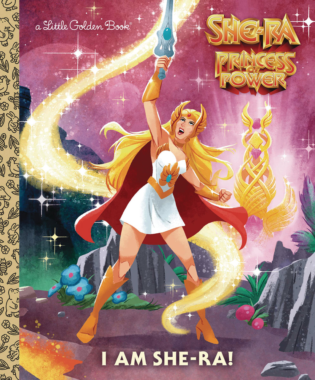 I AM SHE-RA LITTLE GOLDEN BOOK (C: 0-1-0) - 2 Geeks Comics