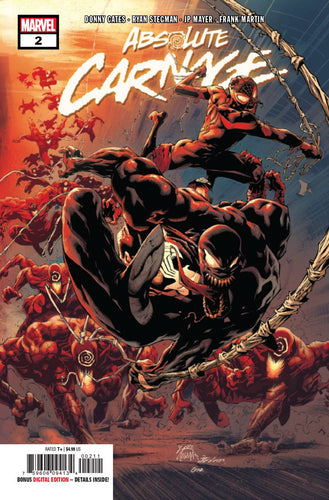 ABSOLUTE CARNAGE #2 (OF 5) AC - 2 Geeks Comics
