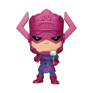 POP JUMBO MARVEL GALACTUS PX 10IN FIG METALLIC VER