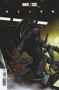 ALIEN #1 FINCH LAUNCH VAR