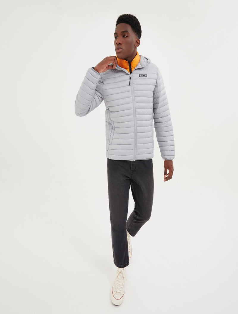 NICCE - Maidan Puffer Jacket - Grey