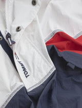 Tommy Jeans - Popover Casual Jacket - White