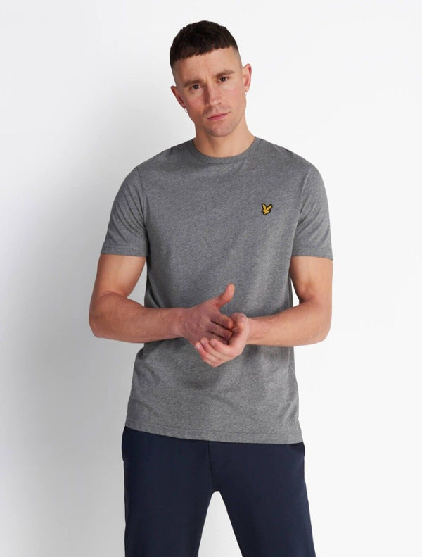 Lyle & Scott - Logo T-Shirt - Grey