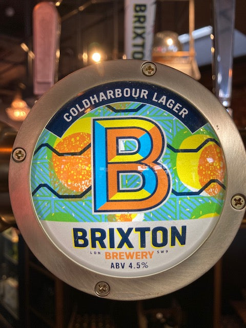 Brixton Coldharbour Lager (Draught)