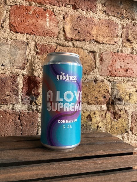 A Love Supreme (Goodness Brewery)